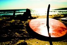 Surf, Sea & Sun / by Angelica Angeles