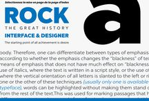 """Chronica Pro - A """"Humatesque"""" font family ! / Chronica Pro is a geometric sans serif  font family focusing on balance and quality for high professional use #fonts #graphicdesign #typography"""