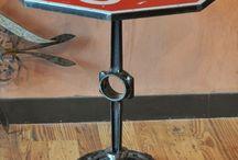mesa de salao