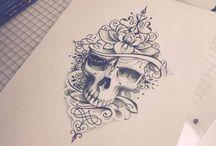 Teckningar