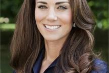 Duchess of Cambridgel/Kate Middleton / by Karen Mcturk Friend