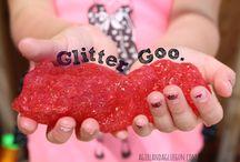 Goo and glitter