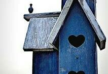 LUV BIRDHOUSES / by Susan Stang