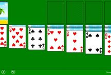 Samurai Solitaire / In this game, you have to move cards of the same suit into fours piles at the top right, starting with Ace.  Use the four free cells in the top left to temporary storage areas. #solitaire, #spider_solitaire, #solitaire_games, #free_solitaire http://solitaireaz.com/samurai-solitaire.html