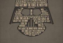 Star Wars / by Sue (Susanne) Brock