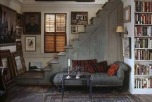 House ideas / Kitchen, living room, bedroom, bathroom and garden - a few things I like for new house / by Kate Visser