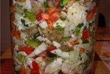 Квашеный салат
