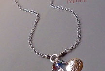 About Us / We create personalized Grandma, Mommy, Daddy Jewelry gifts  http://www.adornmentsbymilani.com