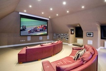 cinema rooms / by Zoopla - Smarter Property Search