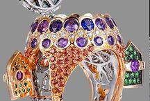 Jewellery by Alessio Boschi