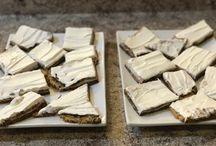 Recipes, Chocochip Pudding