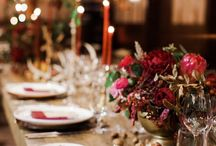 Red Wedding Ideas / Living in the lap of luxury are red wedding ideas charged with ultra romance and a seductive sweetness. When we think of a passionate celebration centered on intimacy, red is the color that often comes to mind.