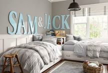 Jack and Sam bedroom ideas