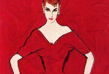 I love RED!!! / by Amanda Harwood