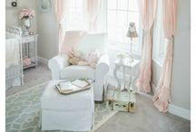 Ideas | Nursery rooms to love / Calm and elegant nursery rooms