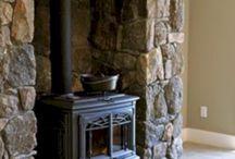kamený obklad+kachle