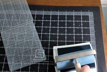 Card making tips / Card making tips