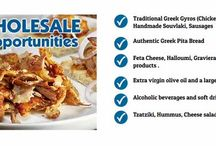 Wholesale Opportunities / Do you own a restaurant, a pub or a cafe in the UK or Ireland? Hellenic Grocery offers wholesale opportunities. Give us a call at 023 9250 2120