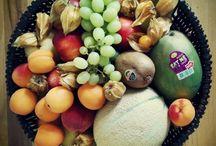 Geschenkideen für Hamburg / Verschenken Sie statt Blumen lieber einen frischen und vitaminreichen Obstkorb.  http://www.MyFreshFarm.de/Geschenkideen