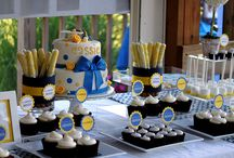 Graduation Party Ideas / by Stacy Riggs