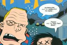 Fave Underground cartoonists