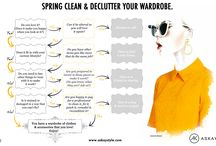 Infographics / Simple guides to everyday style!