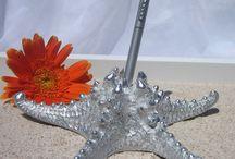 Beach Wedding / Beachy Chic Wedding Accessories and Decor