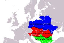 History - East Central Europe / It's a part of my blog www.agnieszkakudelka.pl dedicated to history.