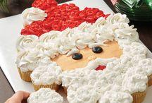 τούρτες Χριστούγεννα