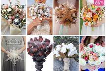 Buquê / Inspirações de diversos tipos de buquês para noivas, madrinhas e daminhas!