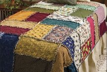 Rag Quilts / by Millie McClave