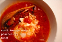 Soup / by Danielle @ mostdaysiwin