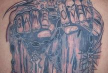 Tattoos  / by Johnnie Jones Jr.