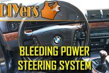 Auto Steering & Suspension / Video tutorials relating to automotive steering and suspension.
