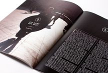 Editorial Design / by Pierre Odendaal