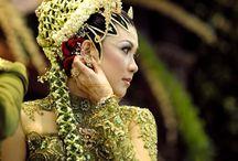 Traditional indonesian wedding custum