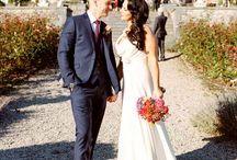 Favorite Wedding Dresses from Lisa O'Dwyer fine art film destination wedding photographer