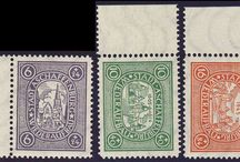 Stamps, Germany, Local Issues