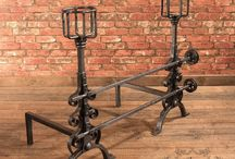 Antique Fireplace Accessories