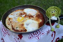 Breakfast & Egg dishes / A collection of my favourite Parsi breakfasts and other egg dishes