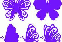 Křídla motýlí