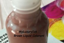 Liquid Soap Colorants
