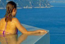 Nástenka splnených snov leto 2016 / Miesto mojej dovolenkyv roku 2016 Amalfi
