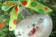 Christmastime is Here! / by Ashley Brooks
