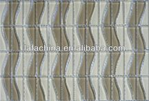 Strip Interior mosaic,mosaic supplies ,subway tile / by Jinhao