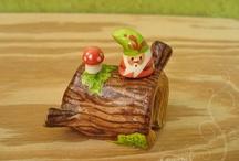 Gnomes / by Amanda Stock