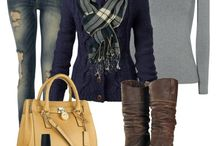 Winter clothes / by Jacqueline Paletta