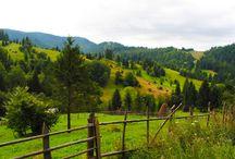 Statiuni montane in Romania