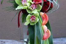 Buquê de noiva Tropical exótico