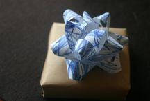 Wrapping ideas  / by Kate Mulholland